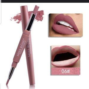 🆕️Miss Rose lipstick plus liner